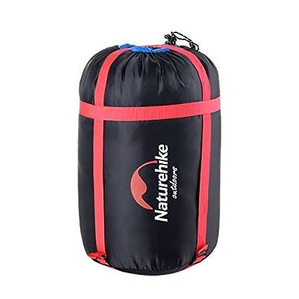 Naturehike Camping Sleeping Bag Pack Bolsas de compresión Almacenamiento Bolsa de transporte [saco de dormir