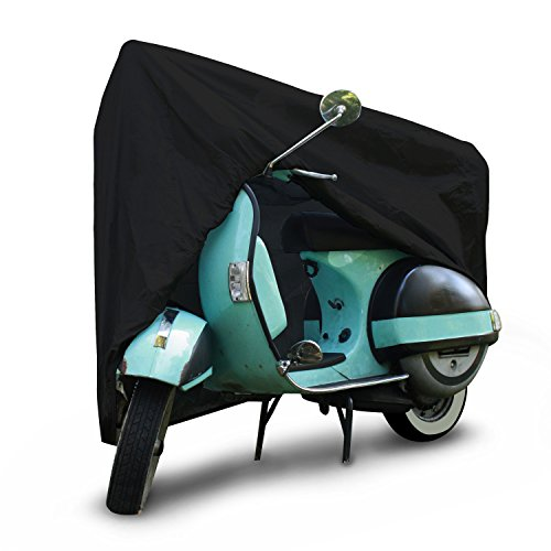 (Budge Waterproof Small Scooter Cover Fits Scooters 49