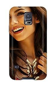 CaseyKBrown Galaxy S5 Hybrid Tpu Case Cover Silicon Bumper Victoria Justice Secrets