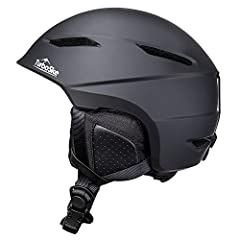Introduction Regardless of whether you are on the slopes or at a snow center, this TurboSke Motioner ski helmet will deliver! Designed as an all-purpose ski helmet, it is full of great features and boasts a cool, sleek design that works anywh...