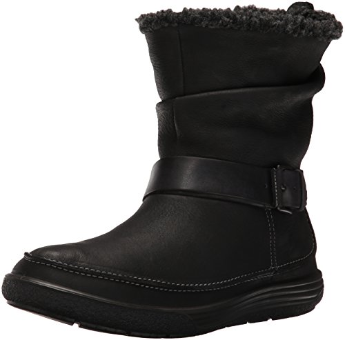 Boot Ecco Chase II Gore Tex Black Slouch Women's Women's 7vv0xWwnqS