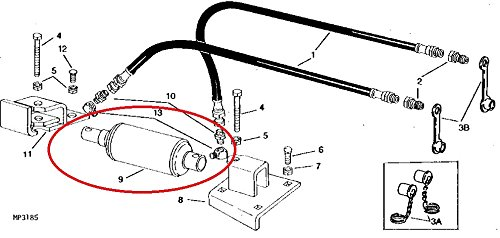 Mower Deck Cutting Deck likewise John Deere 48c Mower Deck Belt Diagram additionally How to put belt on the mower deck in addition 1509200 further 330489. on john deere snow blade lift parts