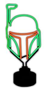 Diamond Select Toys Star Wars: Boba Fett Neon Sign
