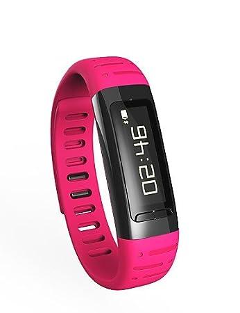 lincass U9 Smart usee - Reloj Hombres Mujeres Para, HTC, Sony, LG, Samsung Gear Fit teléfono Android podómetro reloj de deportes Fit Bit: Amazon.es: ...