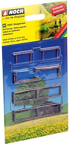 Noch 13015 Modellazione di recinzioni ferroviarie