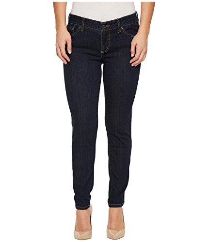 (Lauren Ralph Lauren Women's Petite Super-Stretch Skinny Jeans Rinse Wash 10 27 Petite)