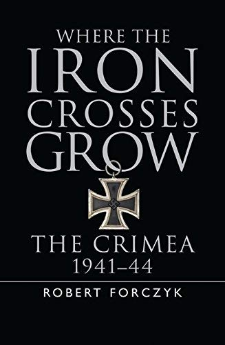 Grow Crosses Iron - Where the Iron Crosses Grow (General Military) by Robert Forczyk (20-Sep-2014) Hardcover