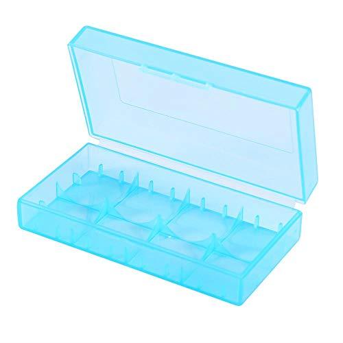 Mugast 10PCS 18350/18650 Battery Case, 5 Colors Plastic Battery Storage Box, Made of PP Raw Materials by Mugast (Image #2)