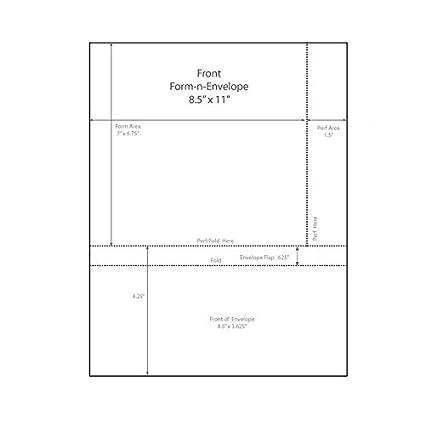 8 12 x 11 blank memo size form n