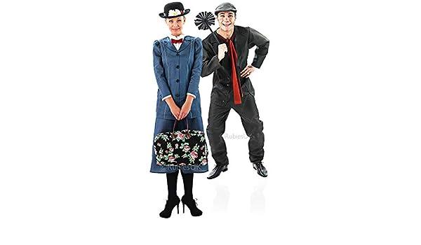 Fancy Me Par de Mary Poppins y Bert la deshollinador Estilo ...
