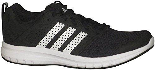 Adidas Prestaties Heren Madoru Ben Loopschoen Zwart / Wit / Zwart