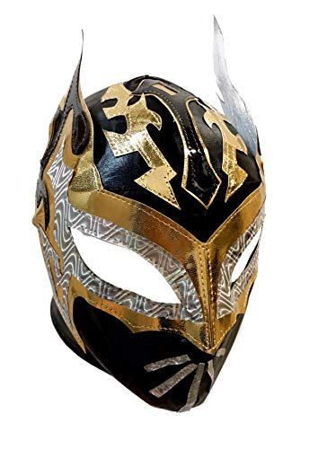 Sin Cara Costumes (SIN CARA LYCRA Youth Lucha Libre Wrestling Mask - KIDS Costume Wear -)