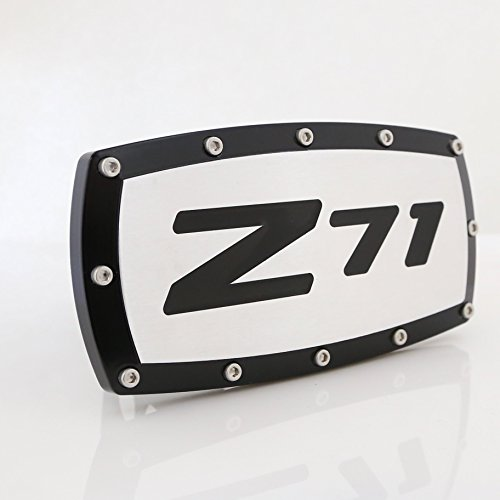 z71 trailer hitch cover - 7