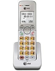 AT&T Teléfonos inalámbricos, 1 Unidad, Auricular Accesorio, Plateado