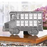 13%2DYear School Bus Picture Frame