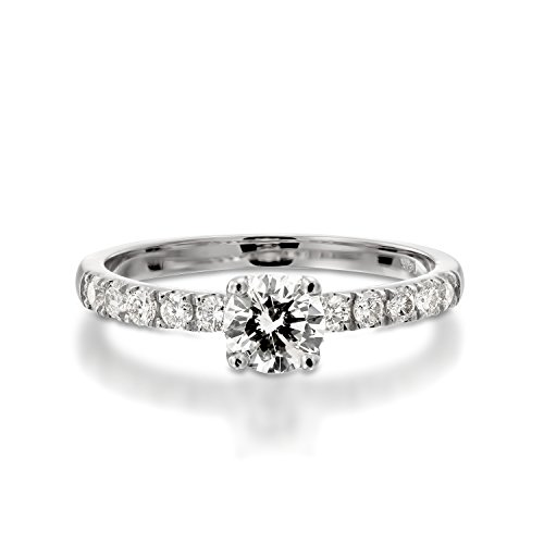 0.65 Ct Genuine Diamonds - 7