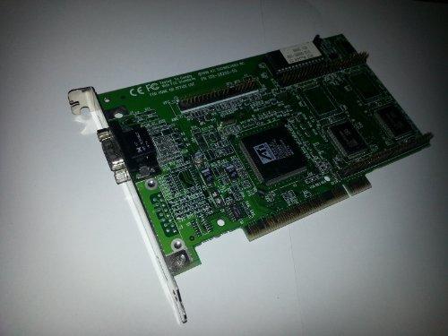 ATI - 3D RAGE II PCI 215GT2CB12 CTTEBRIL-00 J704AFW A22GR9709