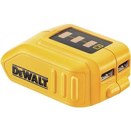 DEWALT 12V/20V MAX USB Charger, Tool Only (DCB090)
