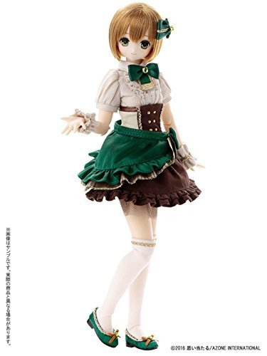 AZONE sahras a la mode ~ Twinkle a-la-mode-Peridot/Maya [doll] - Costumes Of Different Countries In Asia