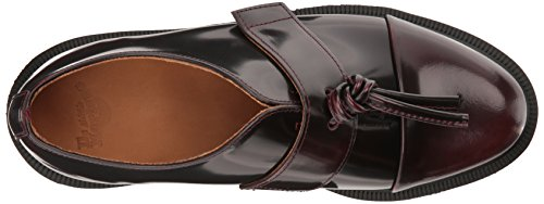 Dr Cherry Oxford Red Women's Eliza Martens 1Zrq1