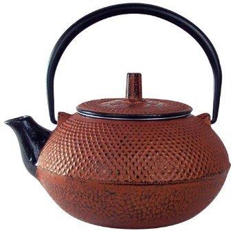 old dutch iron teapot - 5