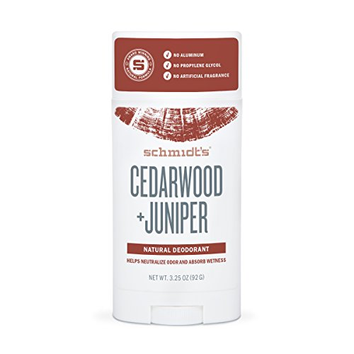 Cedarwood and Juniper Stick, Schmidt's Deodorant