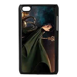 Custom The Thor Back Cover Case for ipod Touch 4 JNIPOD4-232