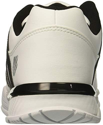 White 167 Bas K Charcoal Swiss Blanc Chaussons Baxter Homme Black wwOgY