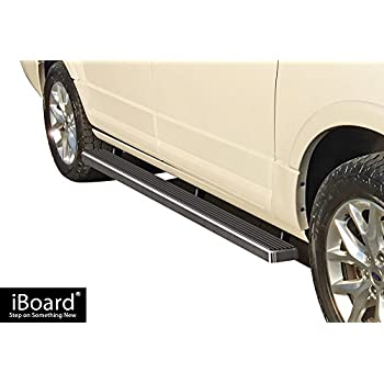 """iBoard Running Boards 4/"""" Fit 03-17 Ford EXPEDITION SUV 4 Door"""