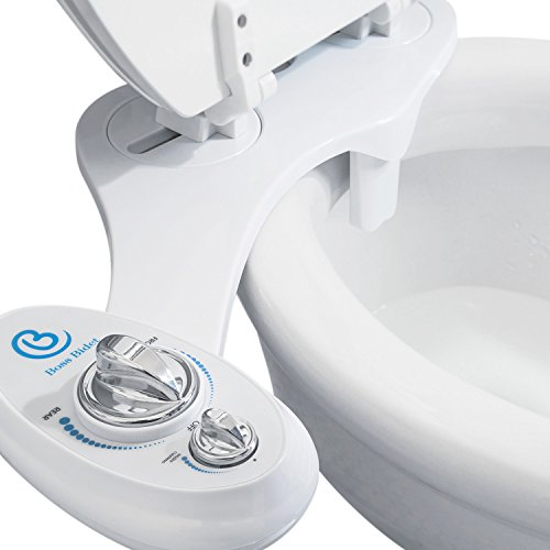 Boss Bidet Toilet Attachment | Cleans Your Rear | 2 Year War