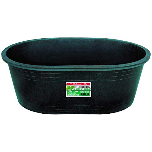Tuff Stuff Products KMT85 Oval Tub, 85-Gallon