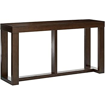 amazon com ashley furniture signature design watson sofa table rh amazon com ashley watson sofa table watson sofa table ashley furniture