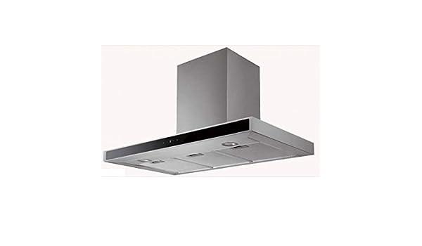 recirculación Juego: Campana + Filtro PKM 8090 g Z LED 90 cm + Filtro de carbón activo CF110: Amazon.es: Grandes electrodomésticos