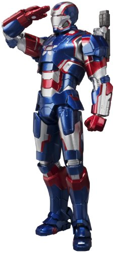 S.H.Figuarts Iron Patriot