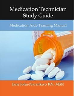 Mace exam cram medication aide certification exam 0029236749606 medication technician study guide medication aide training manual fandeluxe Choice Image