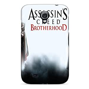 Frashop986 Cases Covers For Galaxy S4 - Retailer Packaging Assassins Creed Protective Cases