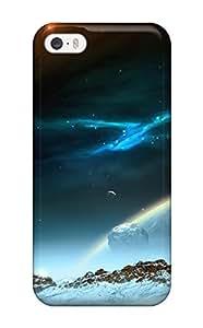 ThomasSFletcher TlDZywe5611csZwJ Protective Case For Iphone 5/5s(planet Fall)