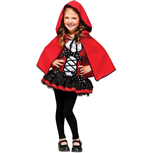 Sweet Red Hood Child Costume - Medium