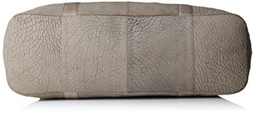 Pieces Suede Elephant Pcpaula Travel Grau Portés Femme Gris Skin Sacs Main r4rqzw5x