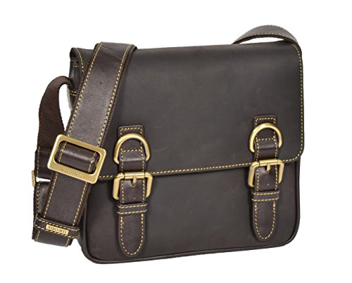 Cross Bag Satchel Shoulder Body Style Leather Travel Brown Work Genuine Hol12 fwqEn4p8H