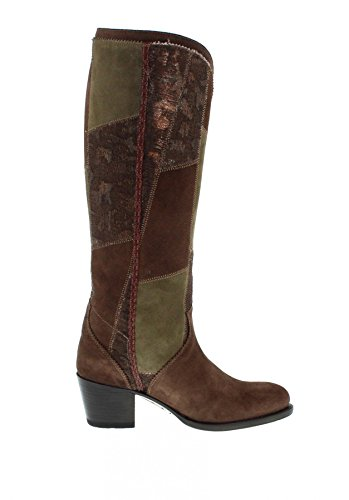 Sendra Donna Boots Classici Stivali Marron Serraje 0r0qRTY
