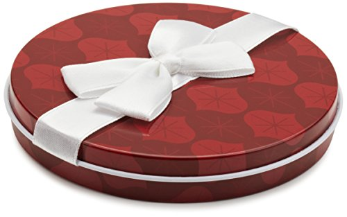 Amazon.com Gift Card in a Red Ornament Tin (Merry Christmas Card Design) - http://coolthings.us