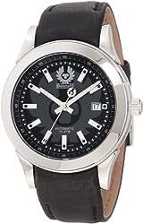Belstaff Men's BLF2001-CC Adventure Automatic Black Dial Watch