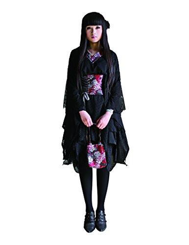 Fanplusfriend - Robe - Femme noir noir Small