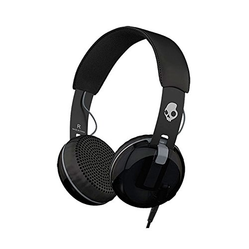 Skullcandy Grind On-Ear Headphones with Built-In Mic and - Headphones With Mic And Remote