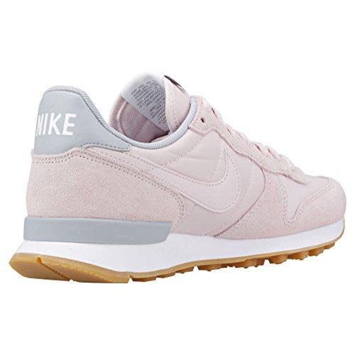 Nike Wmn Signore Scarpe Da Corsa Internazionaliste Malapena Rosa