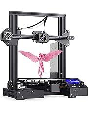 Creality Ender 3 Pro, impressão de alta precisão, fonte de alimentação Meanwell, retomar a função de impressão, impressão estável, cama de impressão magnética, 220 * 220 * 250 mm