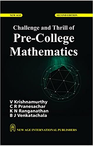 Buy challenge and thrill of pre college mathematics book online at buy challenge and thrill of pre college mathematics book online at low prices in india challenge and thrill of pre college mathematics reviews ratings fandeluxe Choice Image