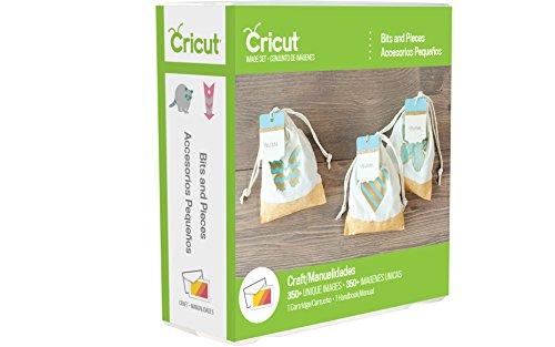 Provo Craft Cricut Cartridge - Cricut 2002577 Bits Pieces Cartridge