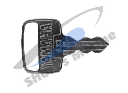 #852 OEM Yamaha Marine Outboard 800 Series Replacement Key 90890-56026-00